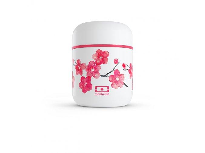 1 termobox monbento capsule blossom cervene kvety