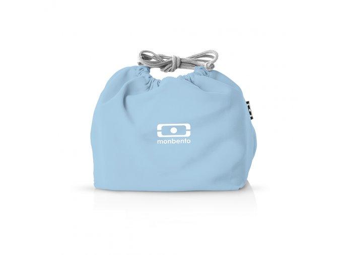 1 taska monbento pochette crystal svetle modra