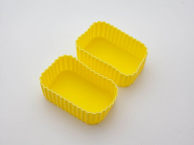 1 obdelnikove silikonove formy zlute