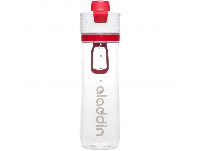 1 sportovni lahev s pocitadlem aladdin 800 ml cervena
