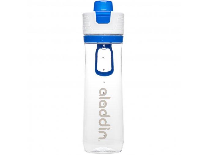 1 sportovni lahev s pocitadlem aladdin 800 ml modra