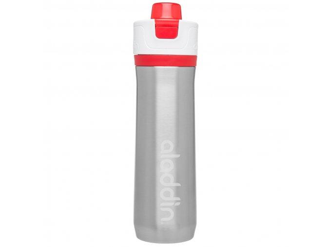 1 sportovni vakuova lahev aladdin 600 ml cervena