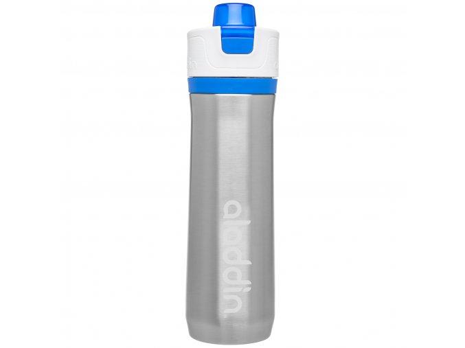 1 sportovni vakuova lahev aladdin 600 ml modra