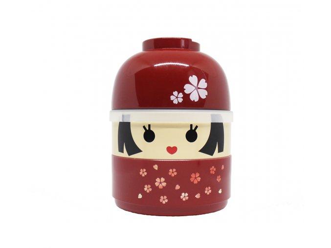 1 kokeshi bento hanako