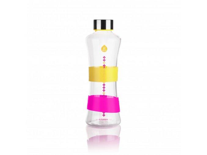 1 sklenena lahev equa cmyk squeeze yellow 550 ml