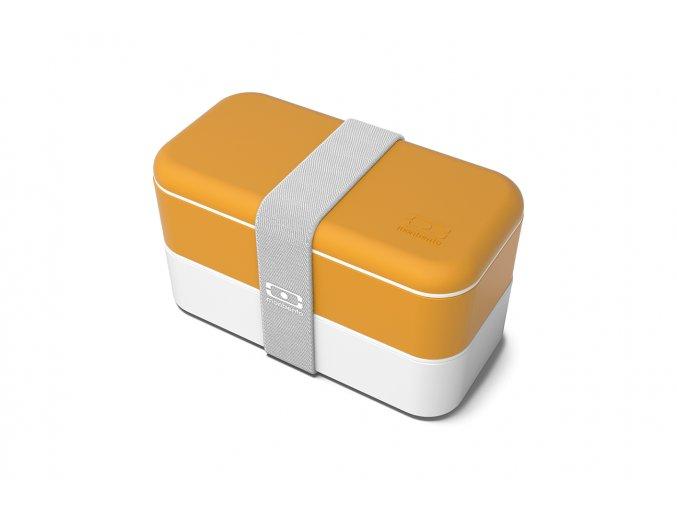 1 obedovy box monbento original moutarde