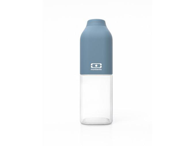 1 lahev monbento positive m 500 ml denim modra