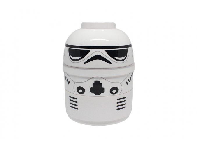 1 kokeshi bento star wars stormtrooper
