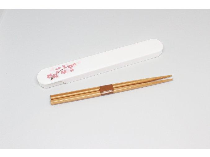 Soft Sakura hůlky | bílá