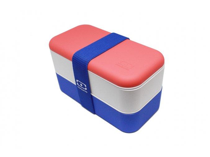 Obědový box Monbento Original | trikolóra