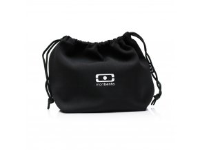 1 taska monbento pochette cerna