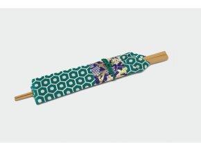 Hůlky v kimonu | zelené