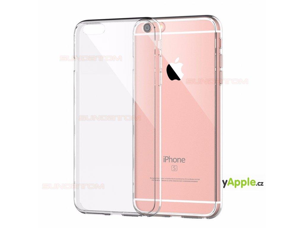 ... Ultratenký čirý obal SUNDATOM pro iPhone 6 Plus a iPhone 6s Plus ... fdb704a394e