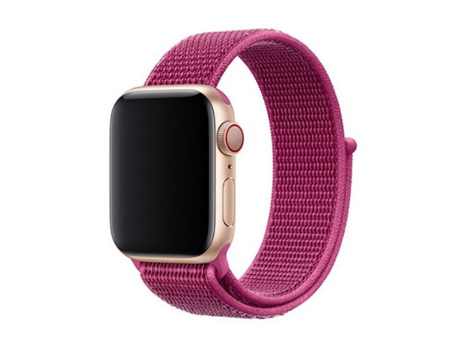 draci ovoce provlekaci reminek na suchy zip pro apple watch