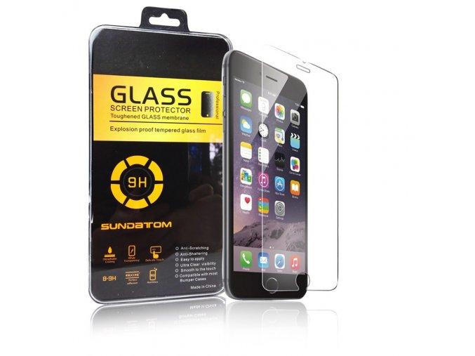 Tvrzené sklo SUNDATOM 2,5D pro iPhone 6 Plus, iPhone 6s Plus a iPhone 7 Plus