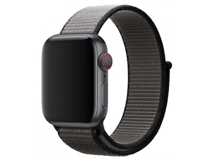 cernosedy provlekaci reminek na suchy zip pro apple watch