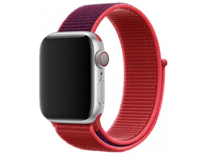 rudy provlekaci reminek na suchy zip pro apple watch
