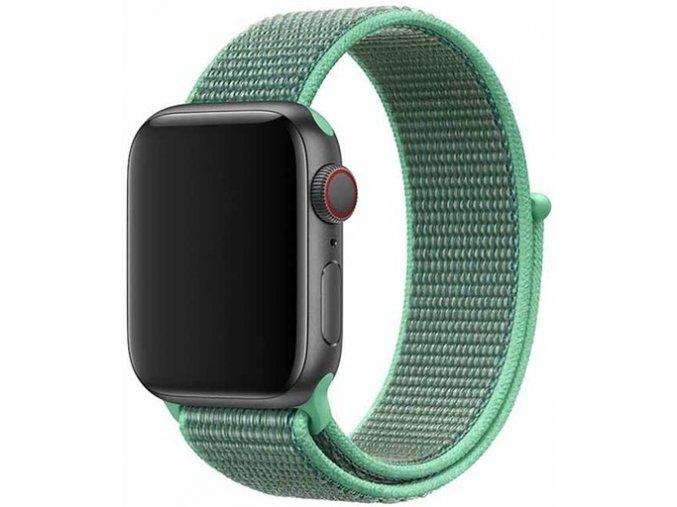 matovy provlekaci reminek na suchy zip pro apple watch