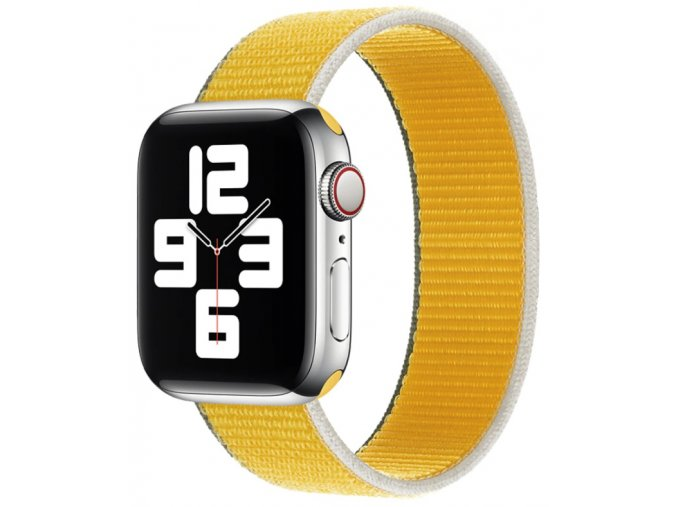 slunecny provlekaci reminek na suchy zip pro apple watch