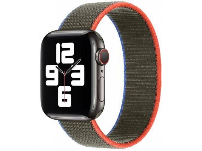 soumracny provlekaci reminek na suchy zip pro apple watch