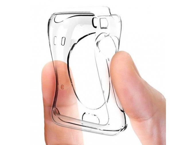 Čiré pouzdro pro Apple Watch 42 mm