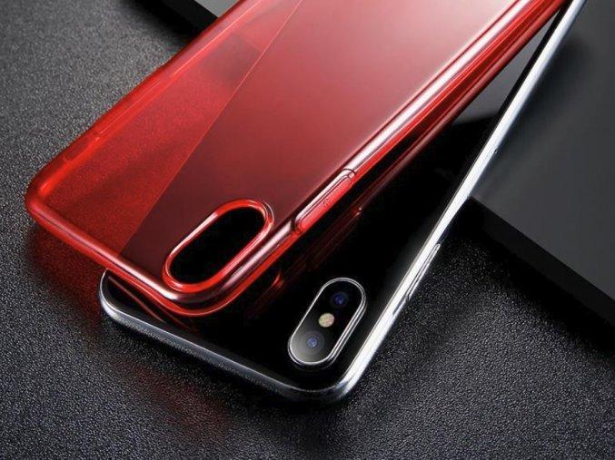cerveny obal baseus pro iphone x