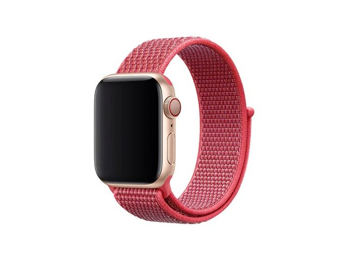 ibiskovy provlekaci reminek na suchy zip pro apple watch