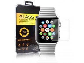 Tvrzené sklo SUNDATOM 2,5D pro Apple Watch 42 mm