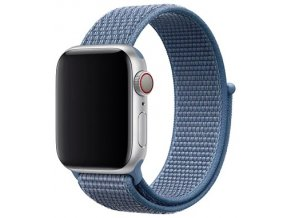 modrosedy provlekaci reminek na suchy zip pro apple watch
