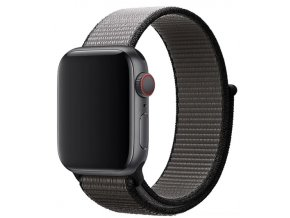 cernosedy provlekaci reminek na suchy zip pro apple watch