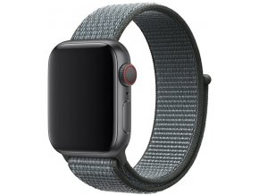 bourkove sedy provlekaci reminek na suchy zip pro apple watch