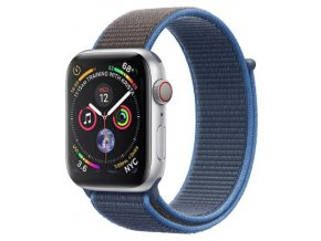 modry ocean provlekaci reminek na suchy zip pro apple watch