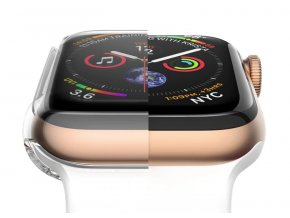 Čiré pouzdro pro Apple Watch 38 mm