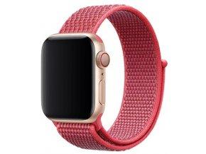 ibiskovy provlekaci reminek na suchy zip pro apple watch
