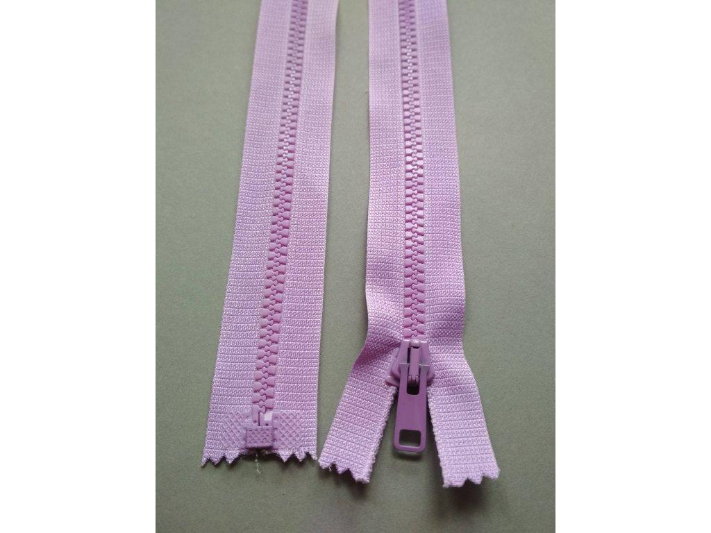 Zip 25 cm lila