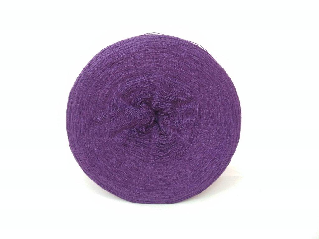 Butterfly Mono tmavě fialová