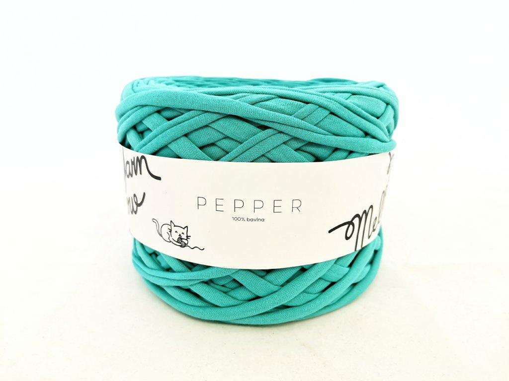 Pepper Tmavá mátová