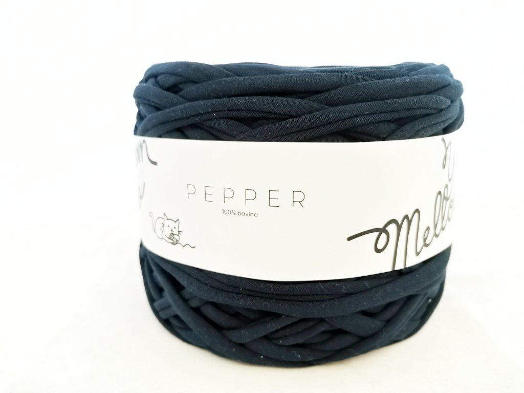 Pepper Tmavě modrá