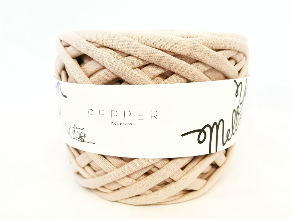 Pepper Ivory