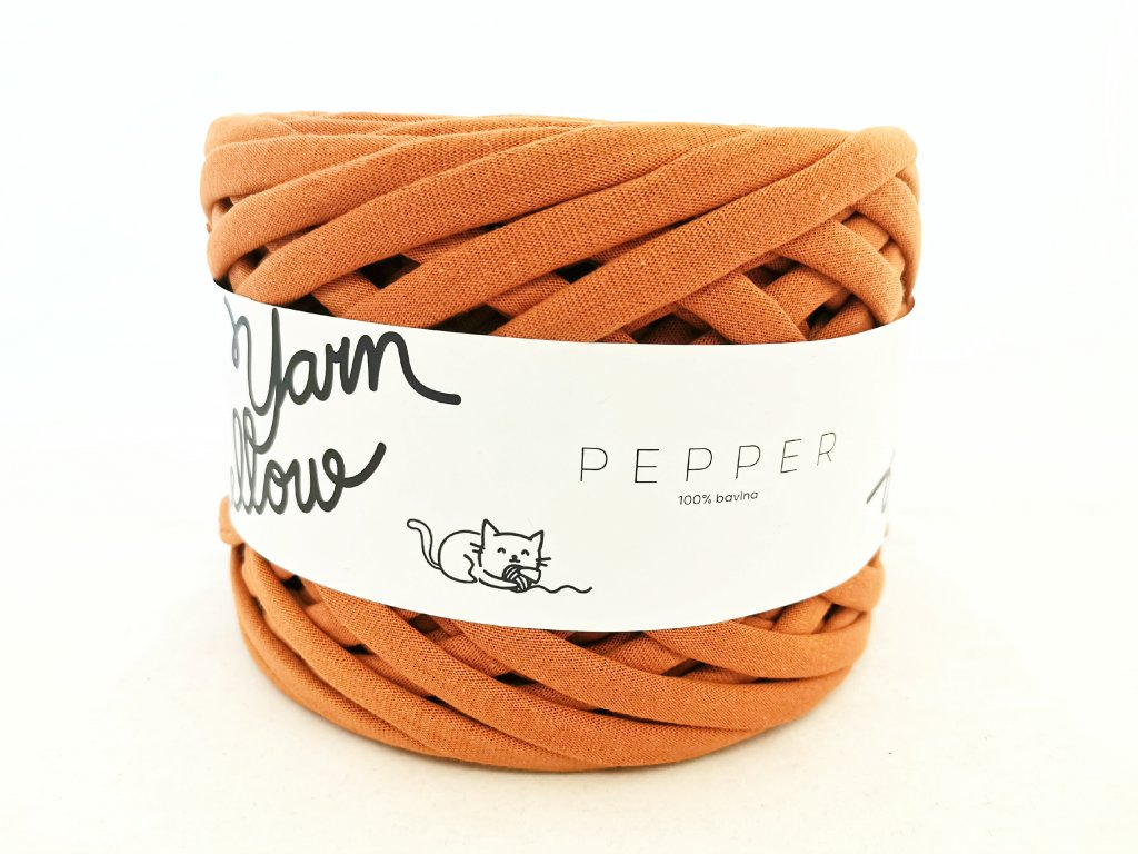 Pepper Terrakota