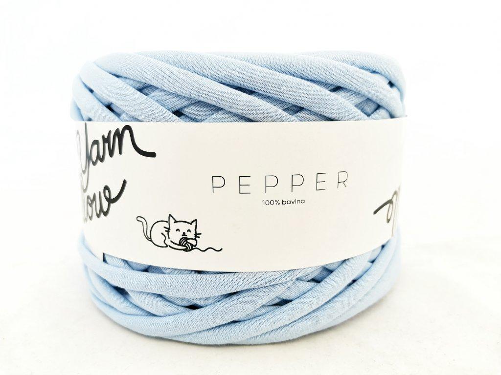 Pepper Světle modrá