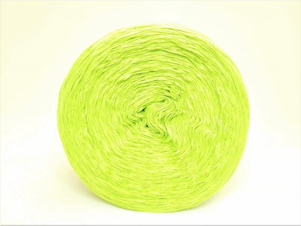 14105 5 butterfly mini mono svetle zelena