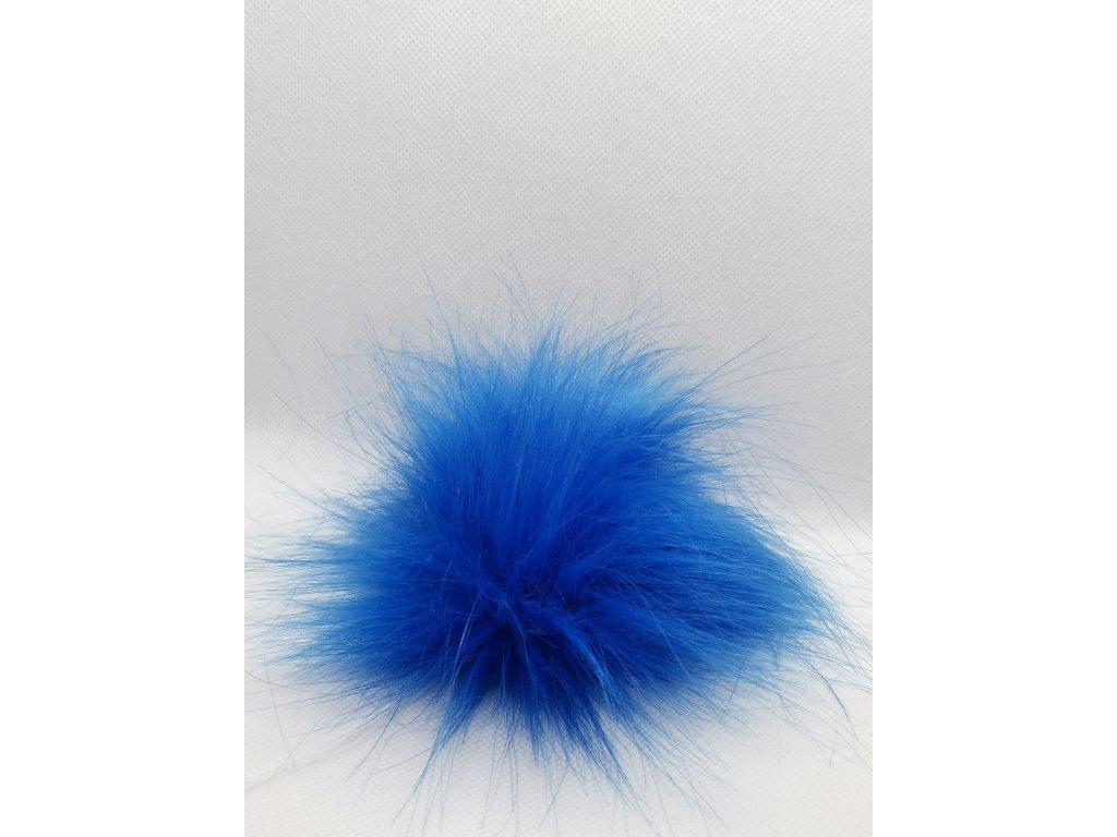 59696 bambule 10 cm modra neon
