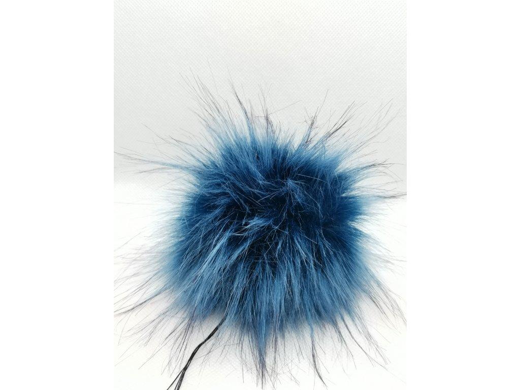59678 bambule 10 cm modra s tm modrym stredem