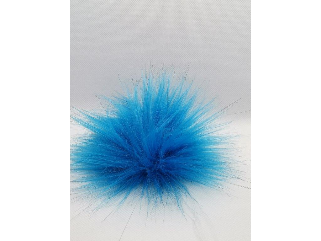 59798 bambule 15 cm modra