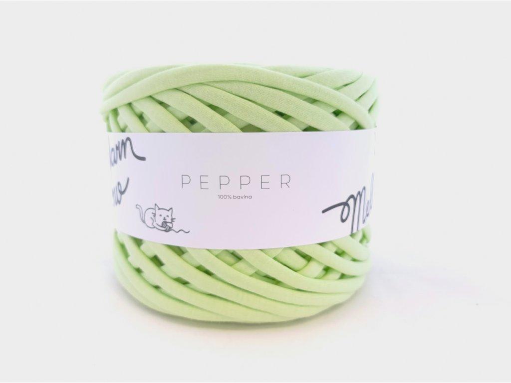 Pepper Pistáciová