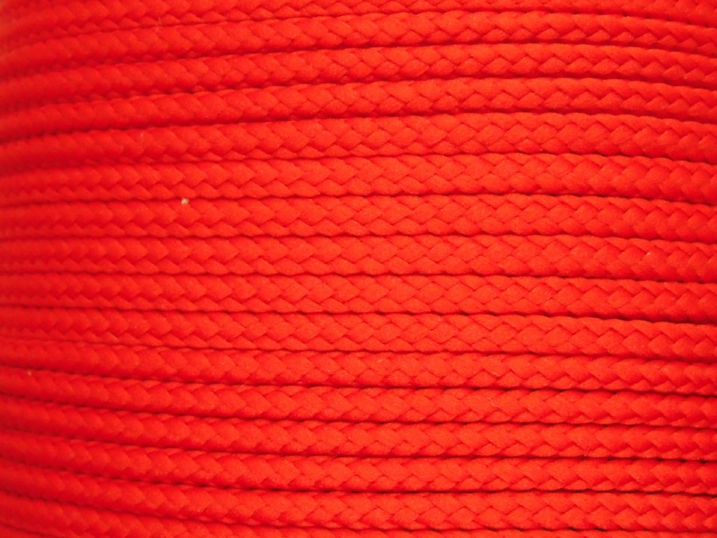 Polyesterová šňůra YarnMellow Loopy Šípková