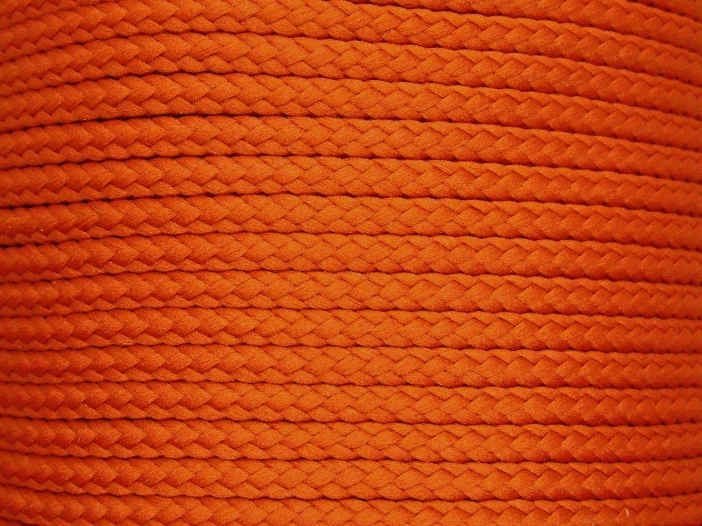 Polyesterová šňůra YarnMellow Loopy Tabasco
