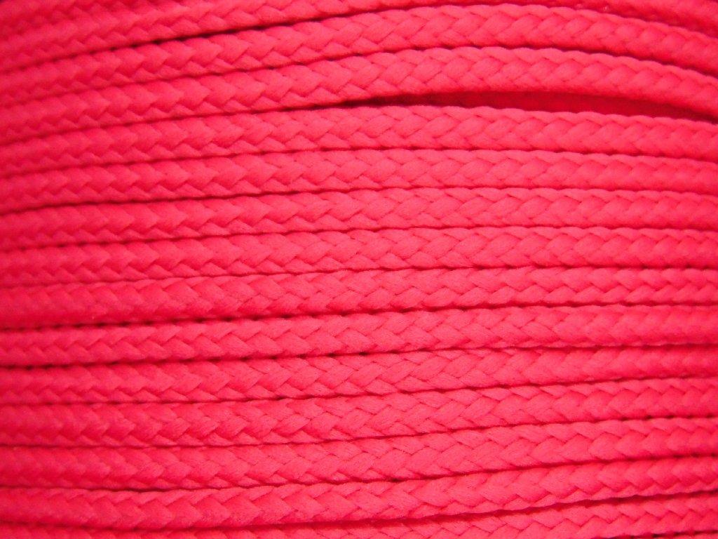 Polyesterová šňůra YarnMellow Loopy Gerbera