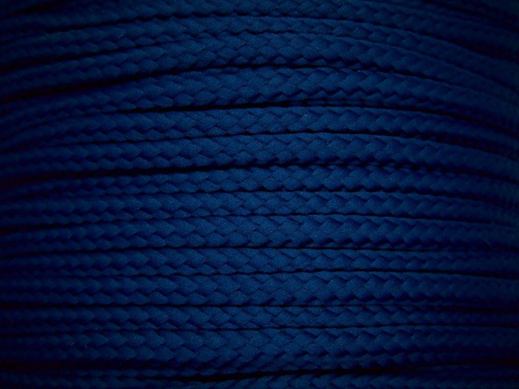 Polyesterová šňůra YarnMellow Loopy Noční obloha